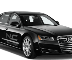 Аренда Audi A8 с водителем в Питере | Neva Cars