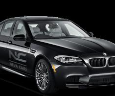Аренда BMW 5 с водителем в Питере | Neva Cars