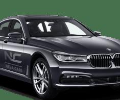 Аренда BMW 7 с водителем в Питере | Neva Cars