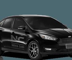 Аренда Ford Focus с водителем в Питере | Neva Cars