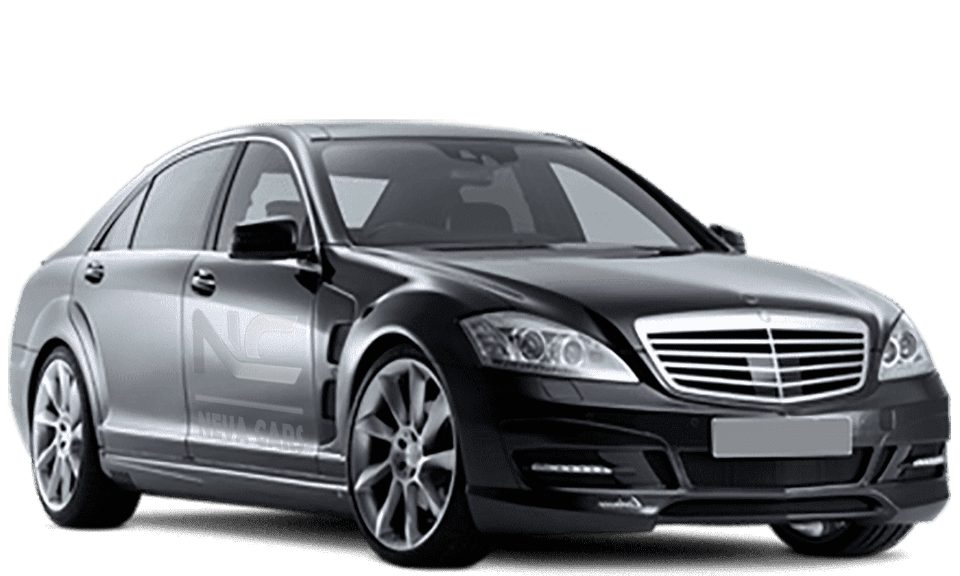 Аренда Мерседес S-класс W221 с водителем в Питере | Neva Cars