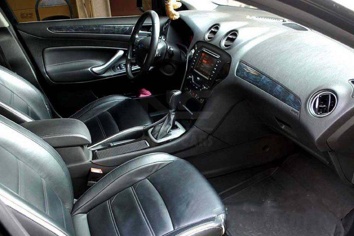 Аренда Ford Mondeo c водителем в Питере | Neva Cars