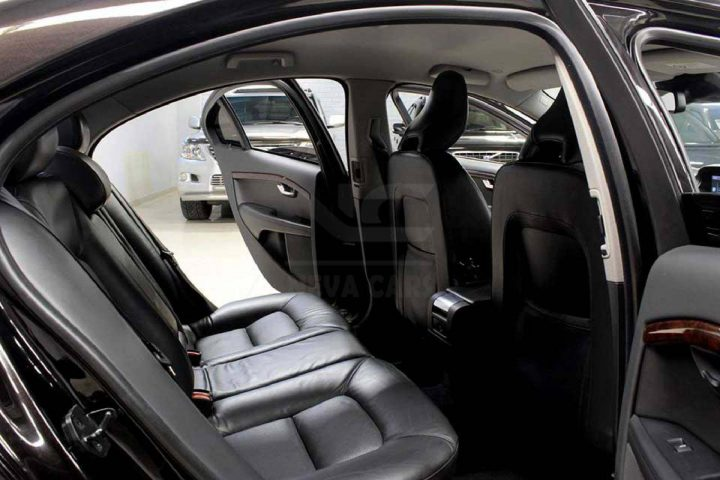 Аренда Volvo S80 с водителем в Питере | Neva Cars