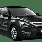 Аренда Nissan Tiana с водителем в Питере | Neva Cars