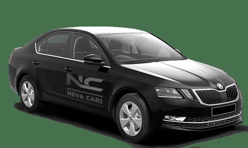 Аренда Skoda Octavia с водителем в Питере | Neva Cars
