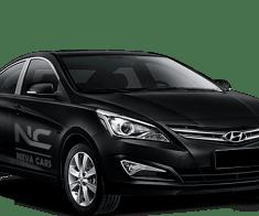 Аренда Hyundai Solaris с водителем в Питере | Neva Cars