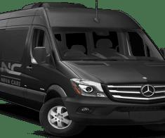 Аренда микроавтобуса Mercedes Sprinter с водителем в Санкт-Петербурге | Neva Cars