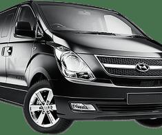 Аренда минивэна Hyundai Starex с водителем в Питере | Neva Cars