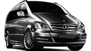 Заказ минивэна Mercedes-Benz Viano с водителем в Питере | Neva Cars
