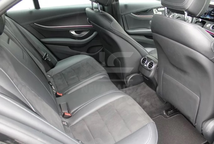 Аренда Мерседес E-класс W213 с водителем в Питере | Neva Cars